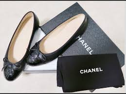 Chanel Ballerina Flats Size Chart Chanel Ballerina Flats Reveal Review Sizing Mod Shots
