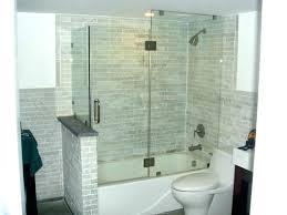 aquaglass tubs glass bathtubs shower aqua glass bathtub shower combo