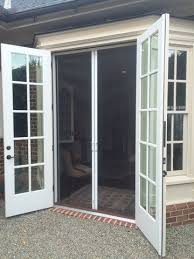 patio french doors with screens. Fine With We Are Seeing More And Homes That Feature U201coutswingingu201d French Doors  Did You Know Doors Swing Outward Even Required By The  To Patio Doors With Screens S