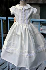 First Communion Dress Patterns