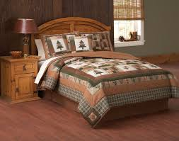 cabin comforter sets items categories lodge quilt bedding for outdoor plans 7