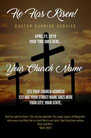Christian Templates 18 160 Customizable Design Templates For Christian Posters