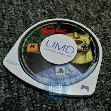 Umd Game Design The Warriors Umd Game For Sony Psp Playstation Portable