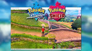 How to Play Pokémon Sword and Shield on PC [Full Speed] - Yuzu Switch  Emulator - YouTube