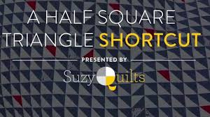Half Square Triangle Cutting Chart Quilting Tutorial Make 8 Half Square Triangles At One Time