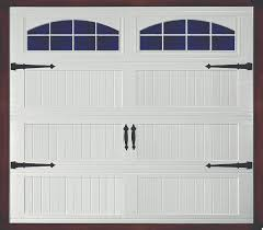 Different Types of Carriage Style Garage Doors & Overlay Versions ...