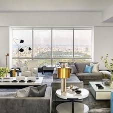 View in gallery Exquisite living room borrows from the famous Soho style!