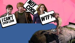People are talking about Harry Potter sex fetishes and they will.