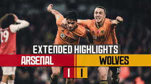 Arsenal vs Wolverhampton Wanderers – Highlights & Full Match