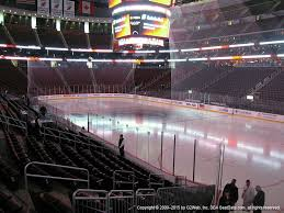 Prudential Center View From Lower Level 11 Vivid Seats