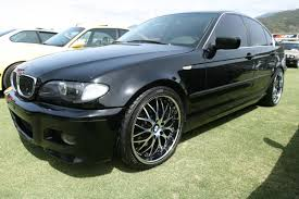 Coupe Series bmw 2006 5 series : Black Modified BMW 3 Series - 4 | MadWhips