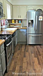 my chalk paint kitchen cabinets the update