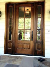 pin by on porch wooden front doors glass with exterior wood stained sydney stained front doors clever glass entry