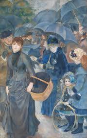 the umbrellas renoir