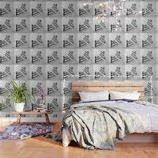 black and white rock and roll wallpaper