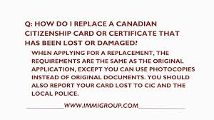 canadian citizenship certificate inspirational how do i replace a canadian citizenship card that has been lost