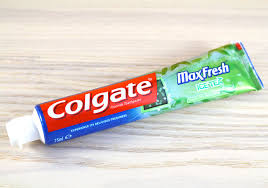dentifrice mon avis sur le dentifrice colgate maxfresh ice teatribulons