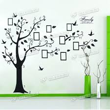 wall decals uk wall quote family tree photo frame wall sticker art home decal item specifics on wall art family tree uk with wall decals uk gutesleben
