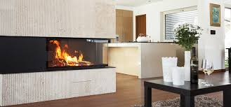 elegant corner fireplace for your dining room