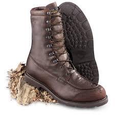 men s browning gore tex kangaroo leather boots brown