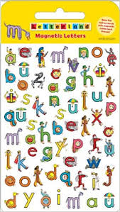 Letterland Chart Amazon Com New Magnetic Letters Letterland 9781862091931