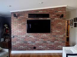 laurel canyon faux brick wall panel