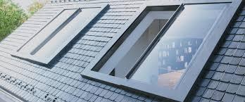 Elektrische Dachfenster Und Dachausstiege Von Sunslider