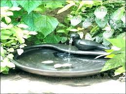 diy waterfall kit outdoor water fountain kits backyard waterfall kit decorating living room with grey sofa diy waterfall