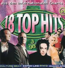 Details About 18 Top Hits 3 98 Cd Rare Germany Various 1998 Private Pop Synth Dance Electro