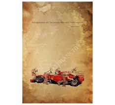 Enzo Ferrari quote Aerodynamics are for people who by drawspots