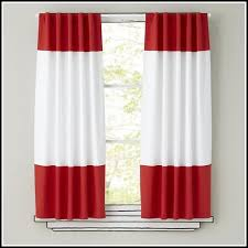 elegant red striped curtains and red and tan striped curtains curtains home design ideas