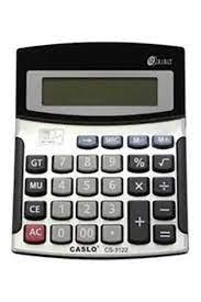 Caslo Hesap Makinesi Cs-3122 Fiyatı, Yorumları - TRENDYOL