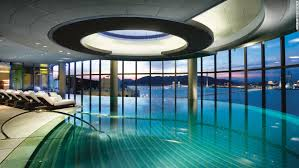 Simple Indoor Infinity Pool Design P On Ideas