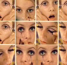 twiggy eye makeup tutorial