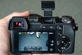 sony nex 6. sony nex-6 mirrorless cam squeezes in between 5r and 7 with wifi, evf dedicated mode dial (hands-on video) nex 6