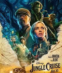 Kino Start: JUNGLE CRUISE - ein verrückter Trip durch den Amazonas.