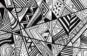 Black and White Abstract Art Wallpapers ...