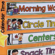 Make Calendar Time Meaningful For Preschoolers