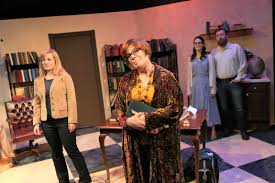 Provenance,' at Little Fish Theatre in San Pedro, reads our hearts like a  book – Press Telegram