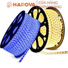 Led dây 5050 Đèn LED dây 5050 đơn sắc: Trắng; Vàng; Xanh dương, nhiều màu  HAPOVA LD 0907 giá cạnh tranh