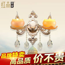 get ations zinc alloy crystal wall lamp wall lamp outdoor outdoor staircase chandelier lamp bedroom lamp single head