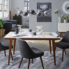 astounding mid century dining room table on chair west elm thecredhulk regarding the awesome astounding mid century dining chair for motivate