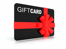 gift certificates gift card image1