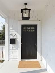 best paint for front door25 best Black front doors ideas on Pinterest  Front doors Black