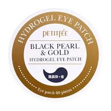 <b>Патчи для</b> глаз <b>Petitfee</b> Black Pearl & Gold Hydrogel Eye <b>Patch</b> ...