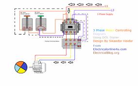 thermal overload relay wiring diagram diy wiring diagrams \u2022 Contactor Coil Wiring Diagram diagram 3 phase motor best of three phase wiring diagram motor rh seekplan info compressor relay wiring diagram contactor and thermal overload relay wiring