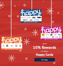 Giftcards Com Earn 10 G Money Rewards On Happy Dining