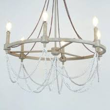 chandeliers white wood chandelier rustic white wood chandelier elegant rustic d chandelier 6 light photos