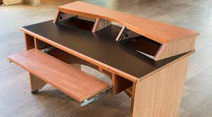 studioracks the origin recording studio desk is designed to provide a compact flexible and stylish