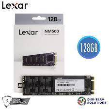 <b>Lexar NM500 128GB</b> M.2 2280 NVMe SSD (LNM500-128RB ...